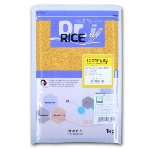 무농약 아르기닌쌀 1kg