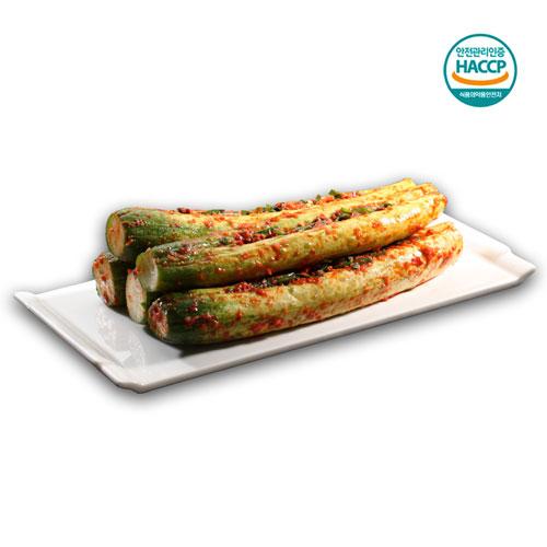 [월드푸드챔피언 대상]러블리 전라김치 오이소박이 1kg